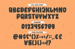 Block Scarry - Halloween Font Product Image 3