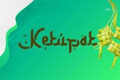 Ketupat Font Family Product Image 1