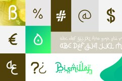 Ketupat Font Family Product Image 4