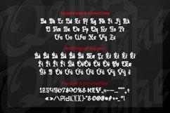 Web Font Qalcighe Font Product Image 5