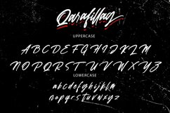Qarafillag Script Authentic Handcrafted Font Product Image 2