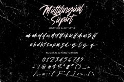 Qarafillag Script Authentic Handcrafted Font Product Image 5