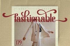 Quaker Ladies - Decorative Classic Font Product Image 6
