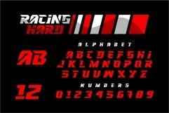 RACING HARD Product Image 4