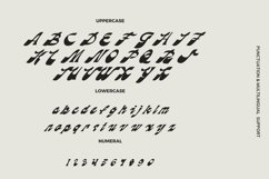 Web Font Rageside Font Product Image 2