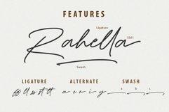 Rahella Handwritten Script Font Product Image 5