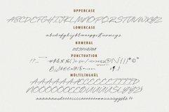 Rahella Handwritten Script Font Product Image 6