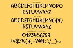 Rain Shine - a cute handwritten font Product Image 4