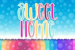 Rainbow Fmily - New Handwritten Font Product Image 5
