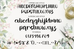 Rainbow - Beautiful Handwritten Font Product Image 4