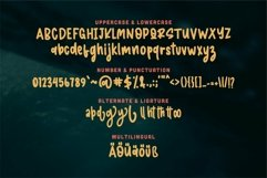 Web Font Rakial - Cute & Bold Product Image 3