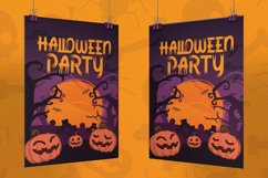 Rallowend - A Halloween Font Product Image 4