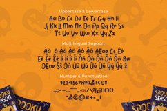 Rallowend - A Halloween Font Product Image 2