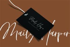 Ralluga - Beauty Script Font Product Image 3