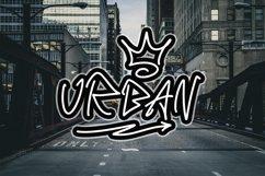RASTENKER - Graffiti Font Product Image 3