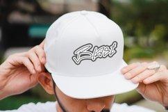 RASTENKER - Graffiti Font Product Image 2