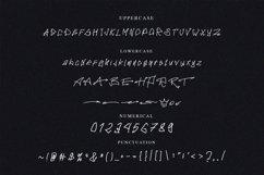 RASTENKER - Graffiti Font Product Image 5