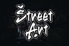 Rattenca - Graffiti Font Product Image 4