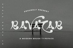 Web Font Ravatar Product Image 1