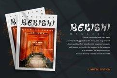 Web Font Ravatar Product Image 3