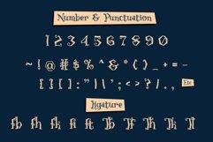Rawk - a decorative typeface Product Image 5