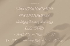 Rawks Dream Handwritten Script Font Product Image 6