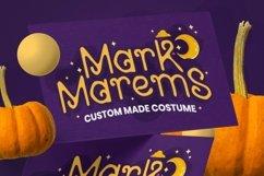 Web Font Raydone - Halloween Font Product Image 2