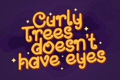 Web Font Raydone - Halloween Font Product Image 4