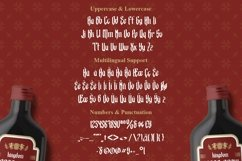 Web Font Readburn - Blackletter Font Product Image 3