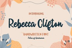 Rebecca Clifton Product Image 1