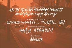 Web Font Regita - A Stylish Handwritten Font Product Image 3