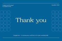 Resgak - Serif Family Font Product Image 5