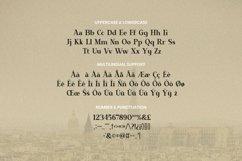 Web Font Rethorik - Display Font Product Image 2