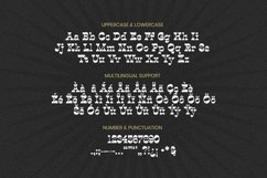 Web Font Retorma Font Product Image 5