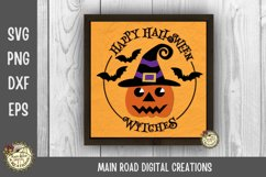 Jack O Lantern Halloween Quote SVG Bundle Product Image 4