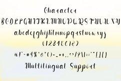 Rettniya - luxury Calligraphy Font Product Image 2