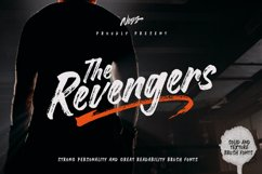 The Revengers Product Image 1
