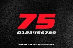 Revv Modern Racing Font Product Image 3