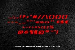 Revv Modern Racing Font Product Image 5