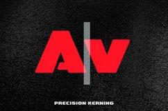Revv Modern Racing Font Product Image 4