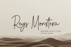 Reys Monstera Product Image 1