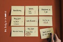Rhinestone - Expressive Handwritten Product Image 2