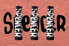 Web Font Rhola - Stylish Brush Font Product Image 3