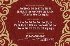 Web Font Rikkard Product Image 5