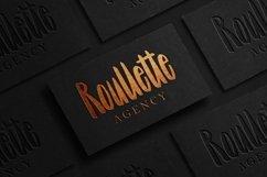 Web Font Roflette - A Handlettering Font Product Image 3