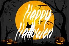 ROHSERAM - Halloween Horror Font Product Image 5