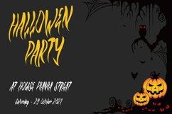 ROHSERAM - Halloween Horror Font Product Image 3