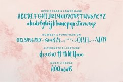 Rollin - A Stylish Hand Draw Font Product Image 4