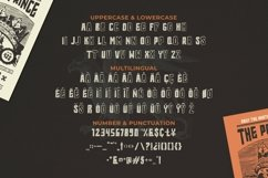 Web Font Romania Font Product Image 2