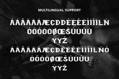 Web Font Romanian - Cool Blackletter Font Product Image 4